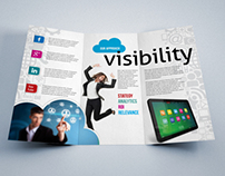 Social Media & Mobile Marketing Brochure