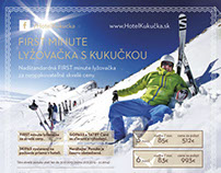 Winter campaign Kukucka**** Mountain resort