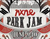 NXNE Park Jam