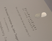 Foiled Corporate Invitations