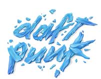 Daft Punk Logo Artwork