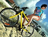 Sesión fotográfica en Playacar, Playa del Carmen