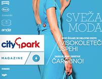 Journalistic Work - Citypark Magazine