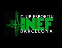 Club Esportiu INEF Barcelona - 2009