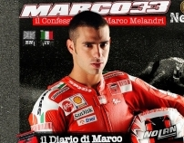 Marco Melandri Official Website