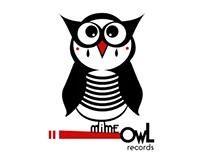 Mime Owl Records - logo