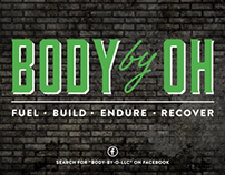 Body by Oh Logo & Branding