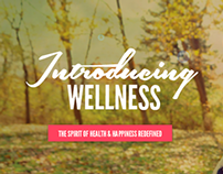 Introducing Wellness