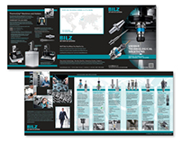 Branded Industrial Brochures for BILZ