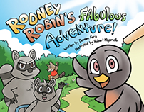 Rodney Robins Fabulous Adventure!