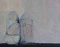 """""""Private rituals"""", oil on canvas, 2011 - 2012"""
