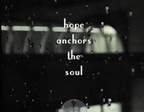 'hope' | poster