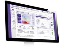 Kaplan Test Prep Dashboard & Tools