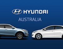 Hyundai Interactive Brochures