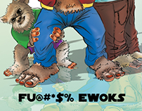 Ewoks kick ass