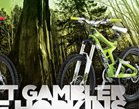 Scott Sports - 2009/2010 Bike Print Campaign