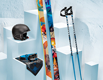 Scott Sports - 2010/2011 Winter Print Campaign