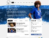 Marouane Fellaini's Website