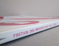 FAV Festival Book Design