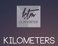 Converter App Design