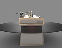 Braun TurnTable : A-Side