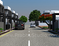 Sharda Bungalows  - Prabhu Studio