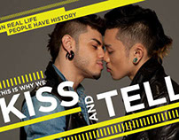 Kiss & Tell PSA Campaign