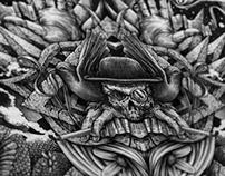 Tattoo Mural