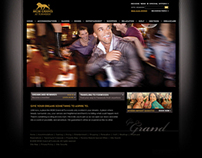 MGM Grand at Foxwoods Website (Spec Design)