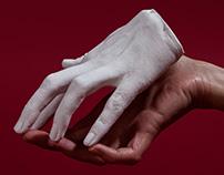 HAND SCULPTURE STUDY / Photography
