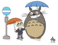 Miyazaki Y Totoro