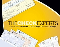 The Check Experts - Catalogue Cover Process