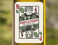 MARIUS & PALOMA