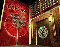 RESTAURANT DESIGN - CAFE ASIA