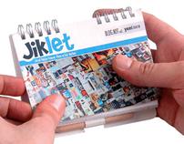 Jiklet Blog.Not