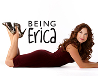 """Being Erica"" (CBC/BBC), Debut Digital Campaign, 2009"