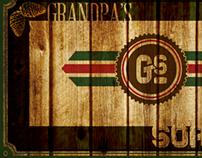 Re-Brand: Grandpa's Pine Tar Soap