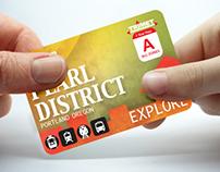 Portland, OR Pearl District Branding