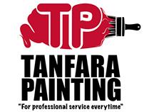 Tanfara Painting Logo