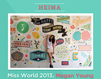 Heima for Design Week: Testimonial Series