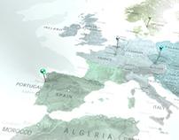 Texla Map