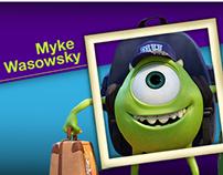 Facebook App - Monsters University