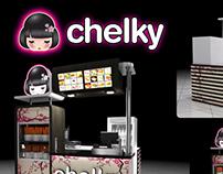 Kiosk Design : Checky