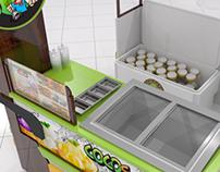Kiosk: Coco Sorbetero