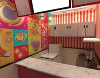 Penguin House Ice Cream House