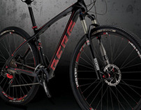 Graphic Decals for Berg Cycles - 2014 Bicycle Range