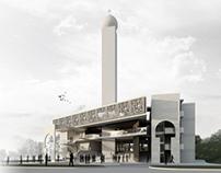 Al Ansar Mosque, SG