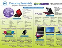 Dell Newspaper Ad