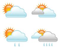 Ícones Meteorológicos