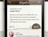Holymolies iPhone App
